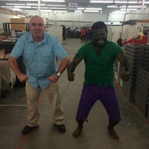 Hulk and Nick