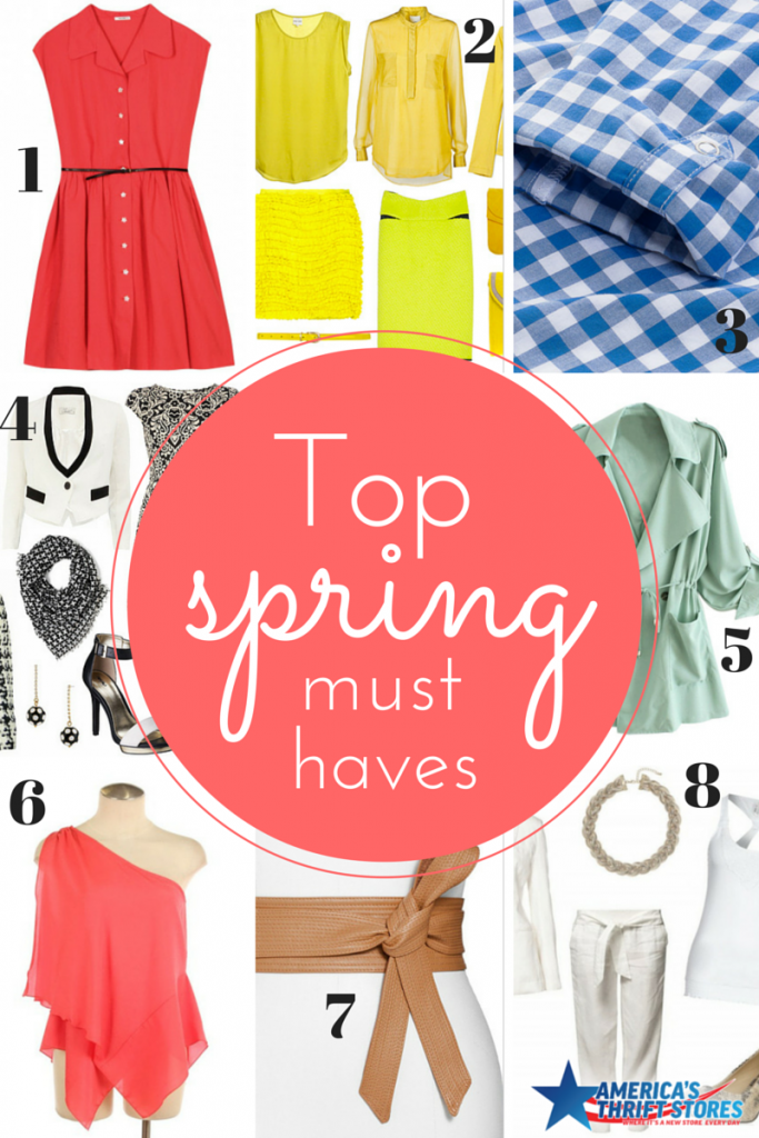 Top Spring Must haves (1)